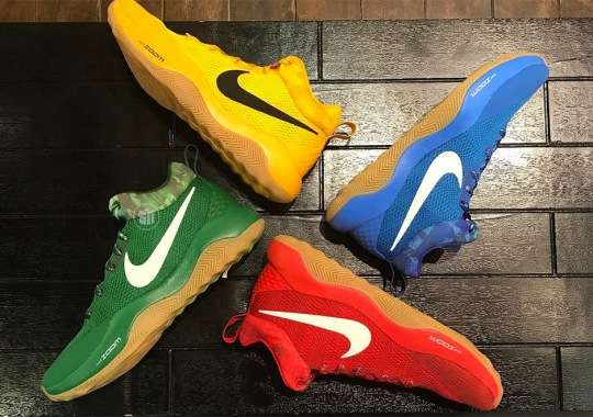 """Nike Basketball """"Net Collectors"""" Pack Returns In Time For March Madness 6531da537"""