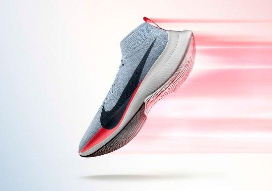 Nike's New Zoom VaporFly Elite Will Help Them Break The 2-Hour Marathon Barrier