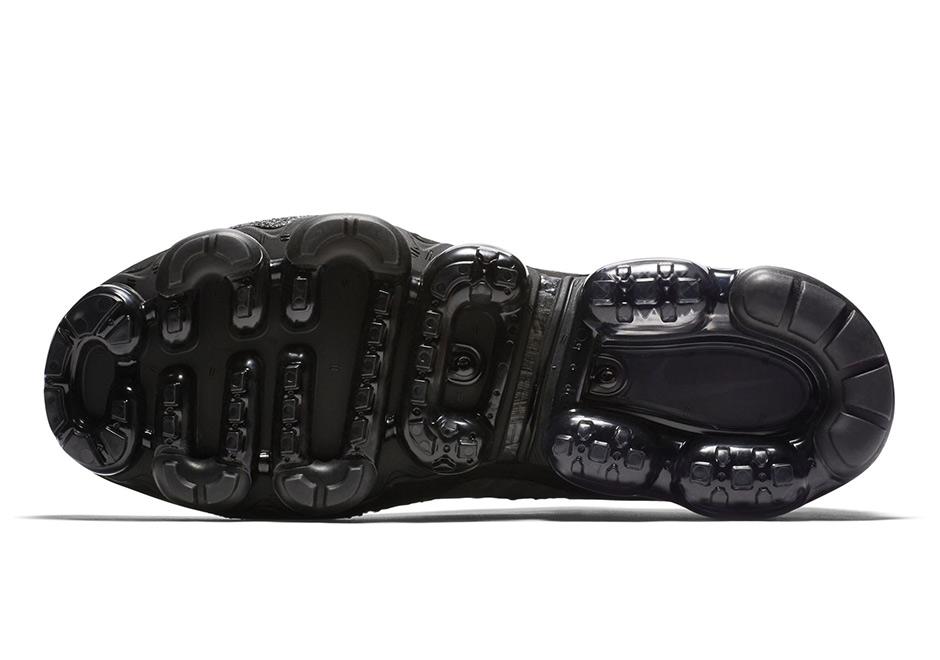 promo code 916bb d0f2d Nike VaporMax Triple Black Release Date Info   SneakerNews.com