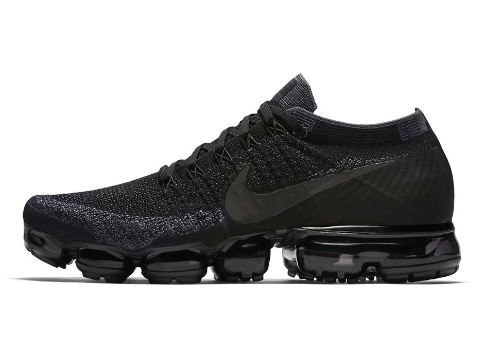 promo code c820b b3c20 Nike VaporMax Triple Black Release Date Info | SneakerNews.com