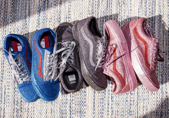 """Opening Ceremony and Vans Shine With The Old Skool """"Glitter Pack"""""""