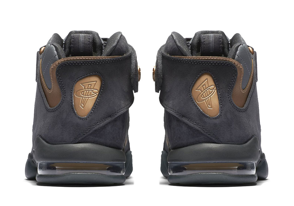 Nike Air Penny 4 Copper - Spring 2017 Release  01d048f58fd5
