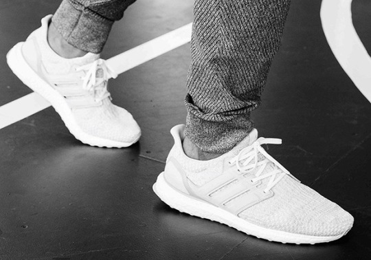 Reigning Champ x adidas Ultra Boost Is Releasing Through Confirmed App In NYC Only
