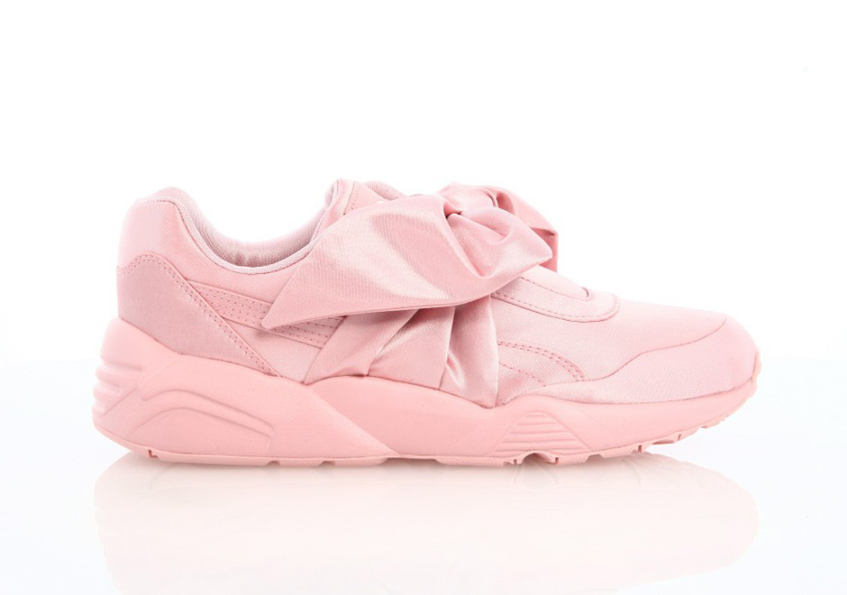 puma slippers rihanna pink