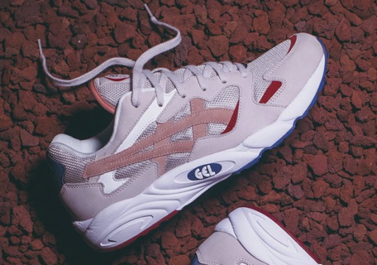 Ronnie Fieg Takes It Back To 95 With Upcoming ASICS GEL-Diablo Collaboration