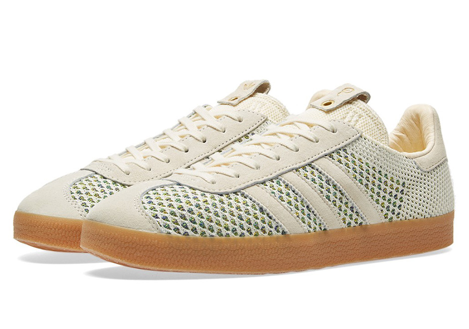 timeless design 160e1 99d85 If you missed out on the awesome Sneaker Politics x adidas Consortium  Gazelle PK, theres a Mardi Gras miracle for you today they will drop  again this ...