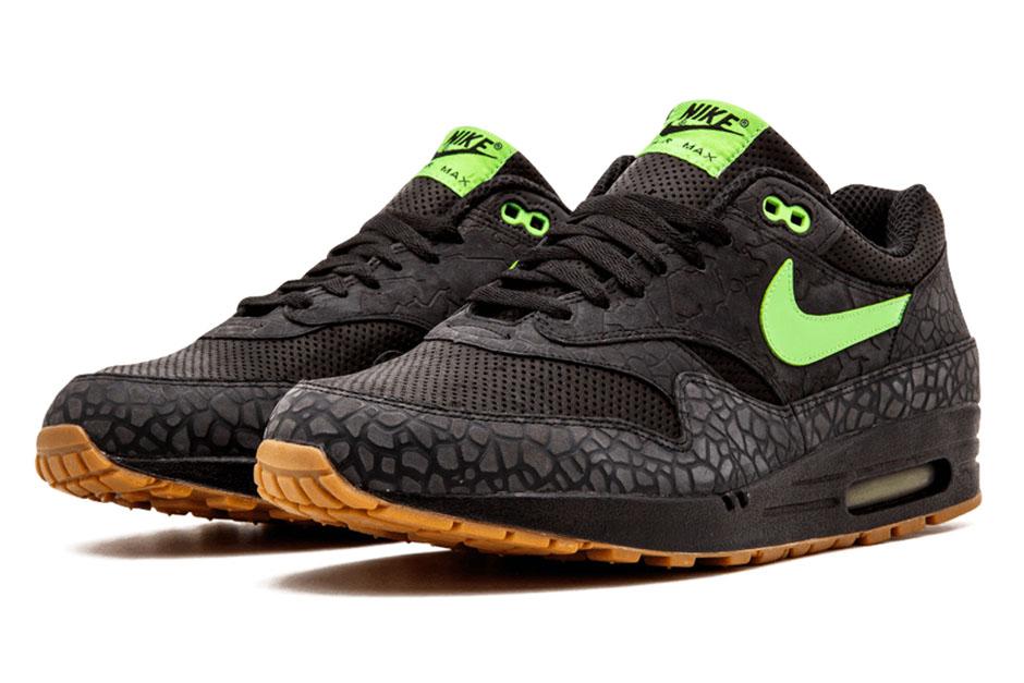 "online retailer 81028 7b2a1 HUF x Nike Air Max 1 Premium ""Hufquake"" Buy on Stadium Goods"