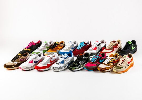 A Guide To Nike Air Max Grails By Stadium Goods