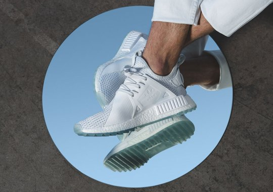 Titolo and adidas Consortium Create A Frigid NMD XR1 Trail