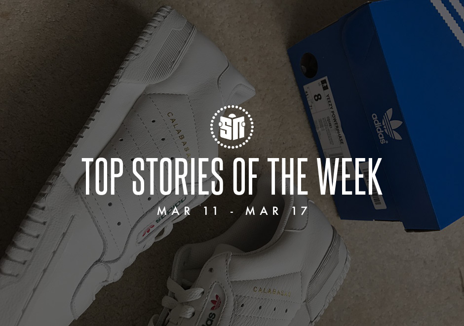 Top Stories Of The Week: March 11-17