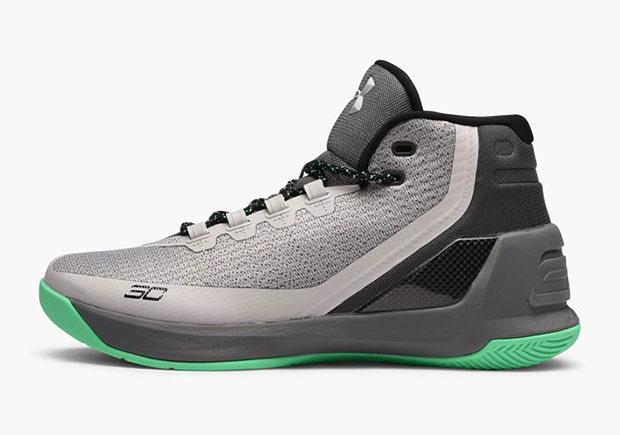 reputable site 679ca 7e065 Under Armour Curry 3 Grey Matter   SneakerNews.com
