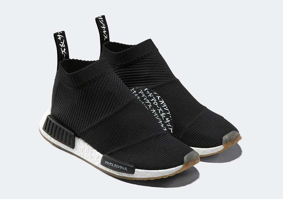 81b1abe3edb7f United Arrows   Sons adidas City Sock Release Date