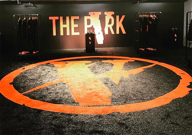 VLONE x fragment design x Nike Pop Up At The Park Ing Ginza
