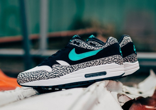 Where To Buy The atmos x Nike Air Max 1