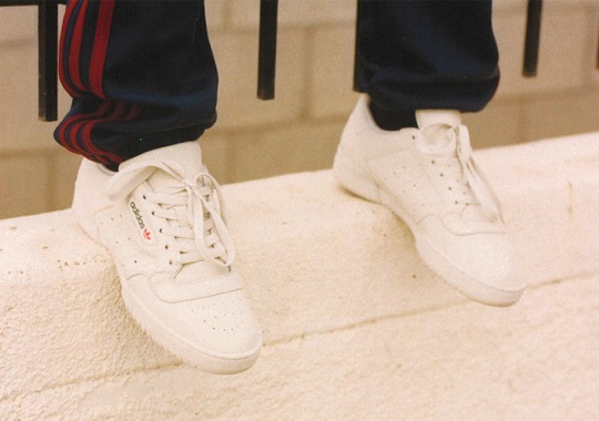 The adidas Yeezy Calabasas Powerphase Is Releasing Today