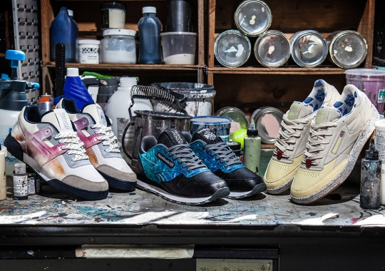Reebok Partners With Artists For Humanity On A Collection To Showcase Young Artists