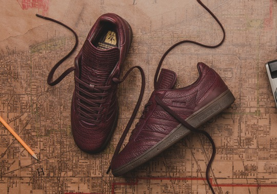 adidas Busenitz Pro Goes Ultra Premium In Horween Leather