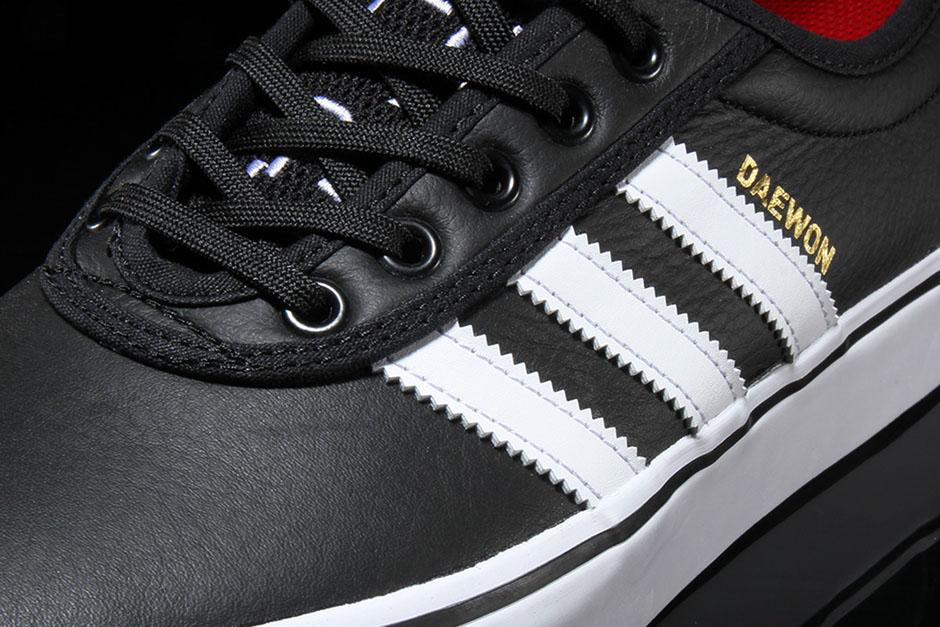 1cfa32e89 adidas Adi-Ease Daewon Song Black White