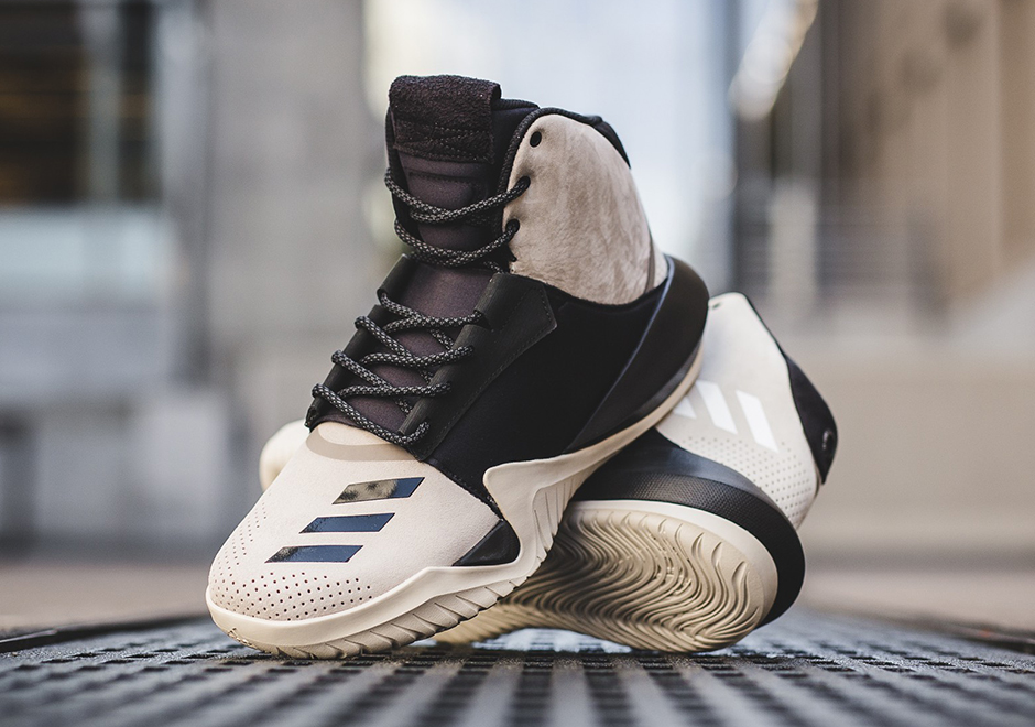 "separation shoes a98b9 89f06 adidas Consortium aims to bring luxurious vibes to the hardwood with the  coming ""Day One"" Collection featuring the adidas Crazy Explosive Low and  the adidas ..."