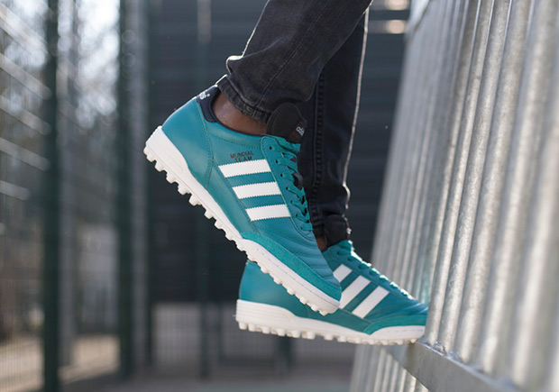 Two core divisions of the adidas family come together for the first time  with Soccer and the adidas Originals EQT line teaming up for a special  collection. d74ce00d2