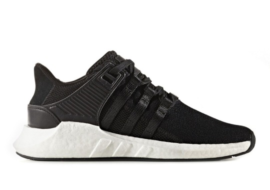 "Get Ready For The adidas EQT ""Black Pack"""