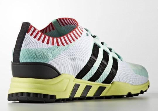 The adidas EQT Support 93 Primeknit Returns In OG Colors