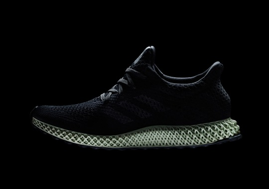 adidas Is Releasing A 4D-Printed Futurecraft Shoe
