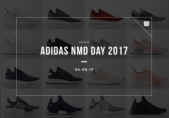 adidas NMD Day To Release 19 NMD Options Tomorrow