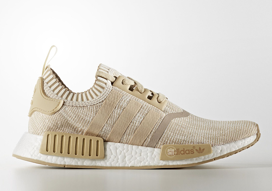 "e0d193207 adidas NMD R1 PK ""Linen"" Release Date  May 20th"