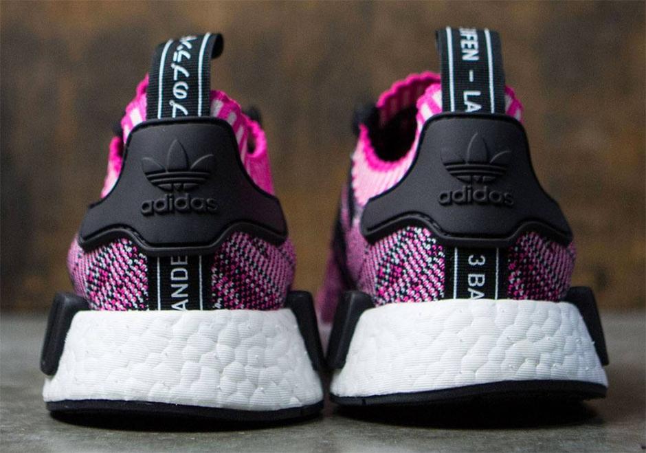 Adidas Women NMD R1 Vapour Pink Ladies Pink Shoes Next