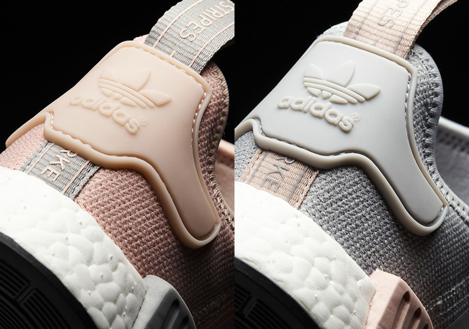 5c1b54318 adidas NMD R1 Vapour Pink Pack Restock Info