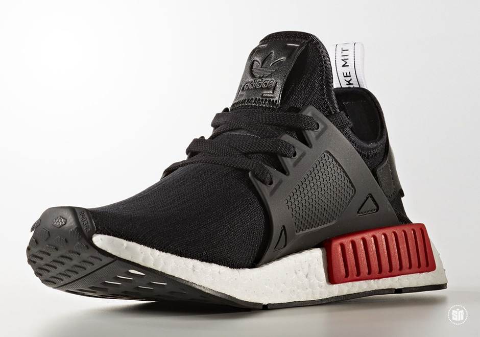 2017 The Mastermind X Nmd Xr1 Japan Ba9726 Black With Skull