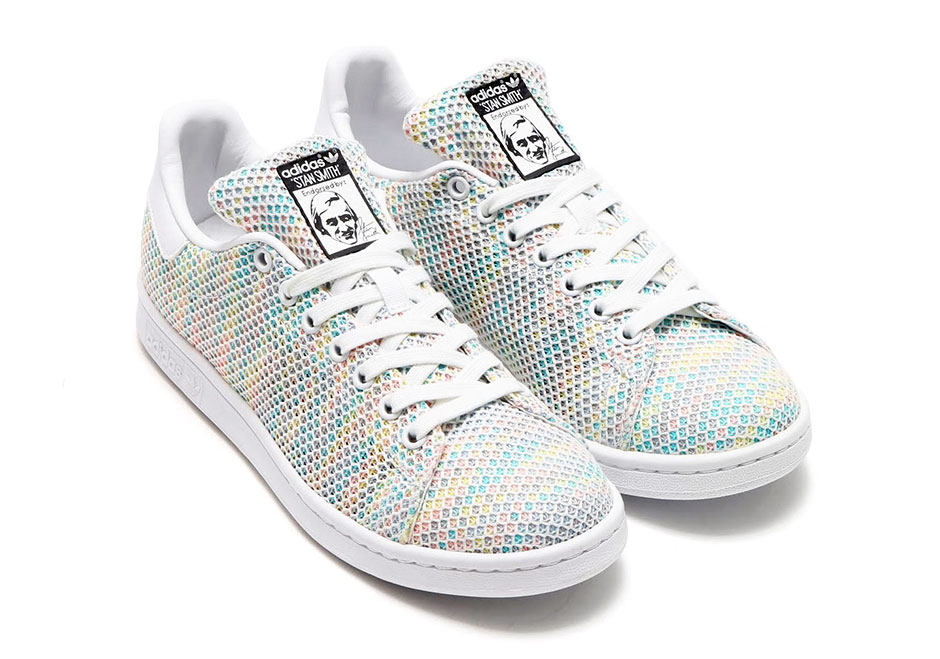 adidas stan smith rainbow
