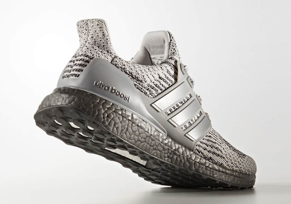 """the best attitude 2b058 b08dc ... adidas Ultra Boost 3.0 """"Triple Grey"""" Global Release Date August 30th,  ..."""