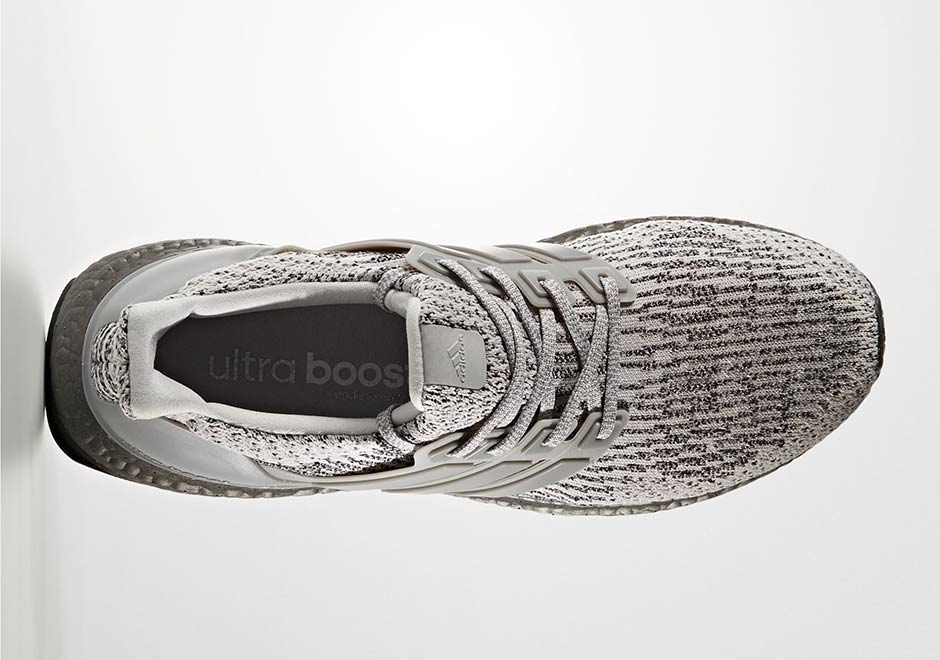 6de83526ae74c adidas Ultra Boost Triple Grey CG3041
