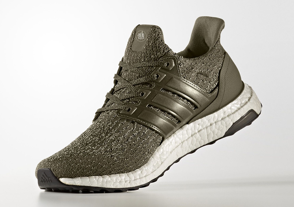 d0282d75500d adidas Ultra Boost 3.0 Trace Olive S82018