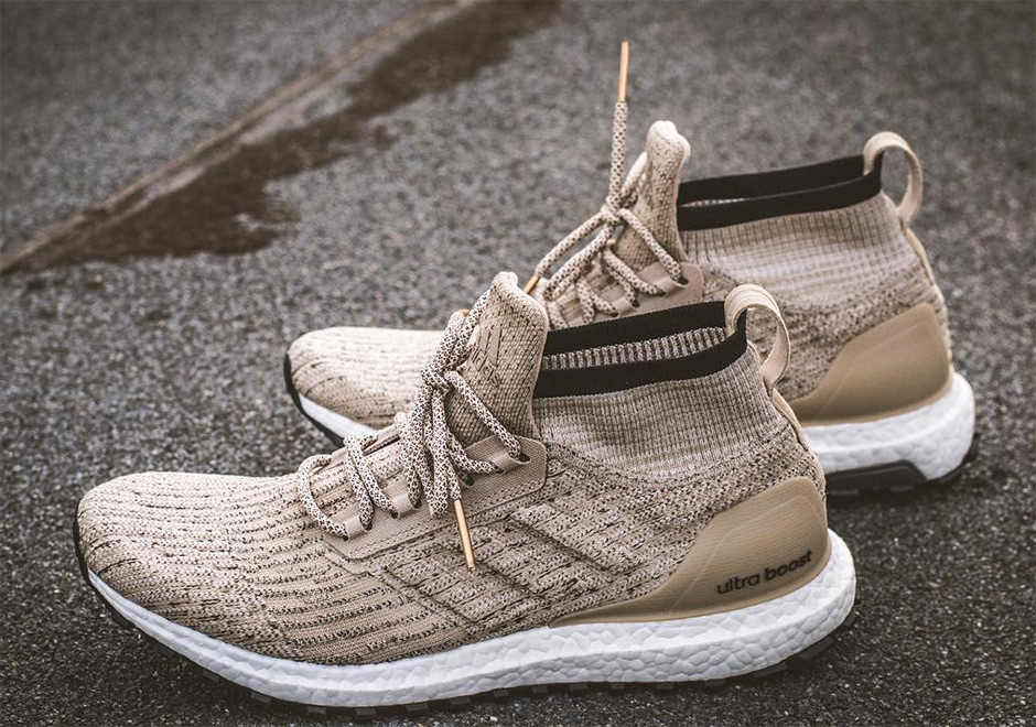 "719872bf31a Adidas Ultra Boost All Terrain LTD ""Trace Khaki"" Trace Khaki   Trace Khaki    Clear Brown Style Code  CG3001 Release Date  August 30"