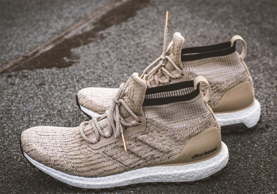 adidas Ultra Boost ATR Mid Releasing In Khaki