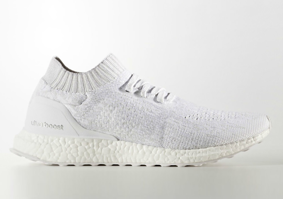 79a184863f0f2 adidas Ultra Boost Uncaged Triple White BY2549 June 2017 ...