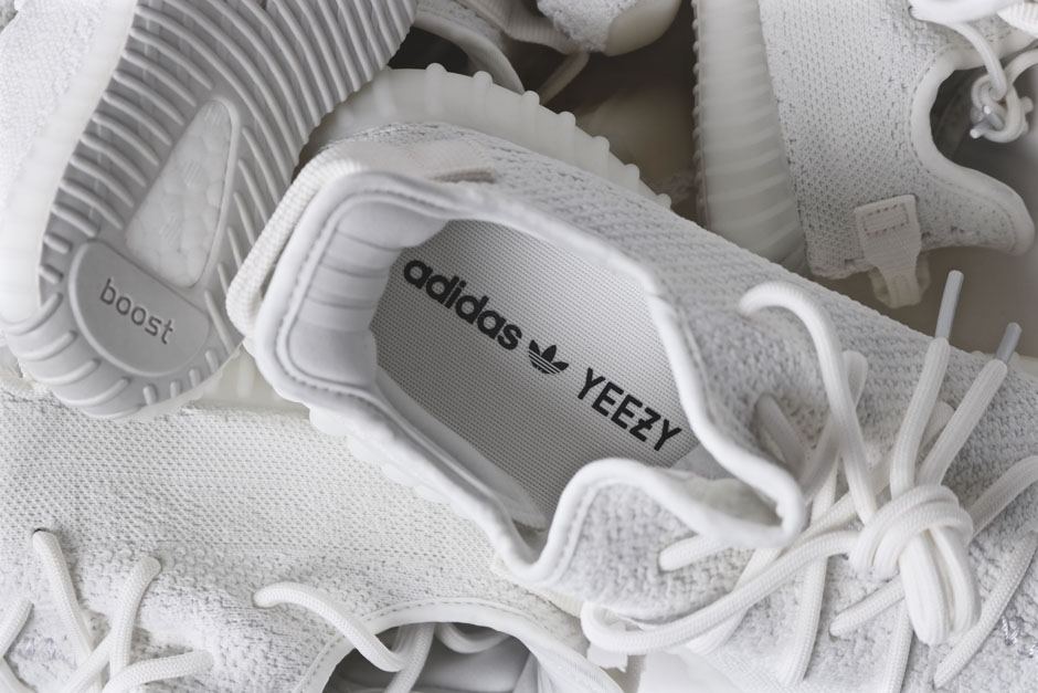 "aaeceef684cb adidas Yeezy Boost 350 v2 ""Cream White"" Release Date  April 29th"