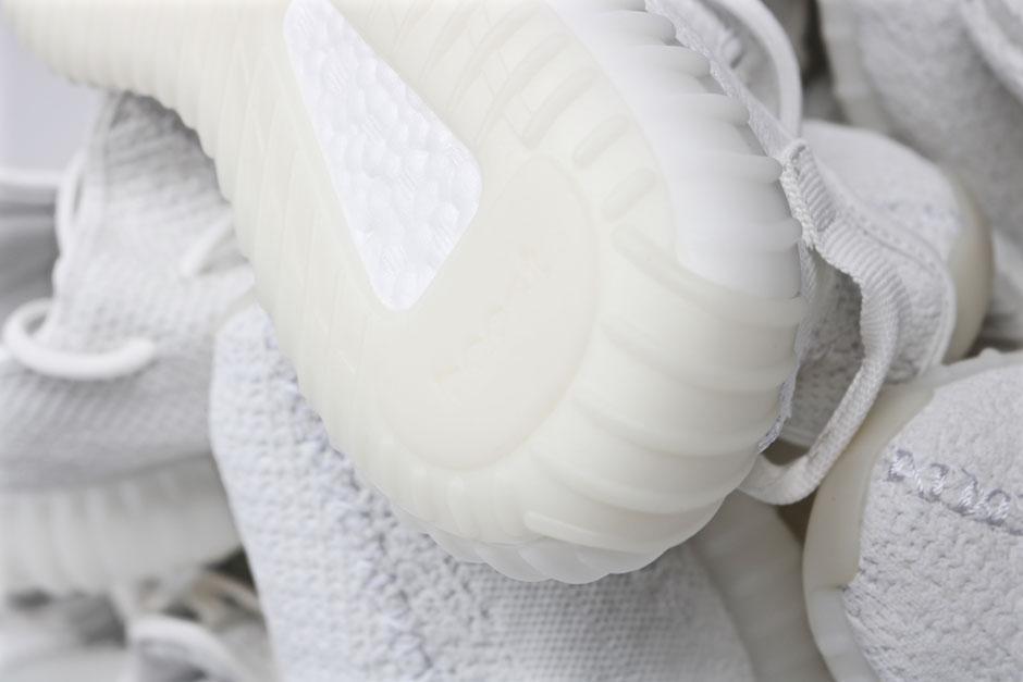 Adidas Yeezy Boost 350 Kanye Crème Noir Blanc Gris vI91jGw