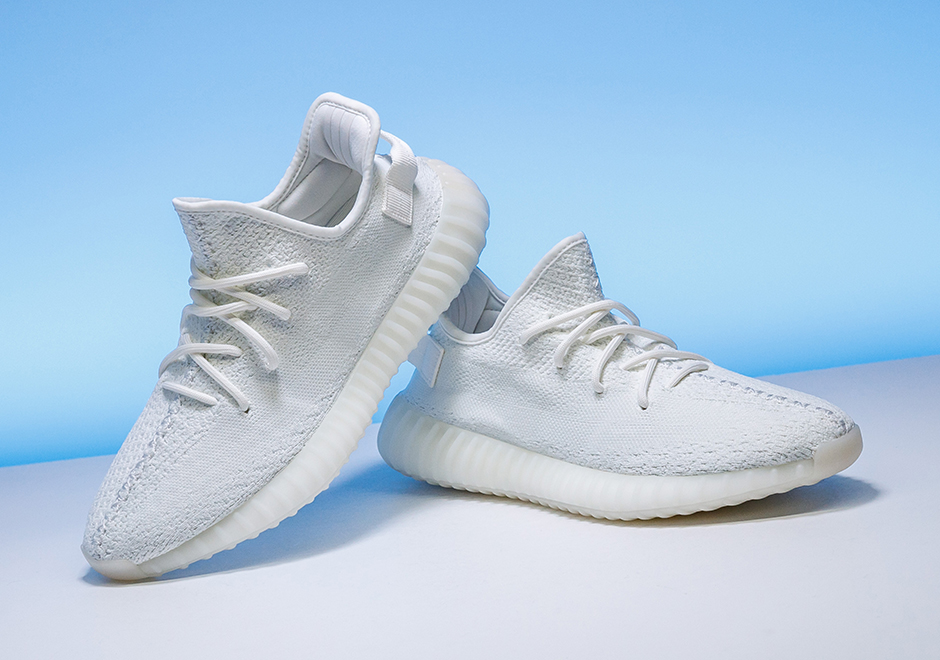 new styles 2113c c5792 ... Adidas Yeezy Boost 350 V2 Kanye West Cream White Triple White Ultra  Cp9366 10.5 ...