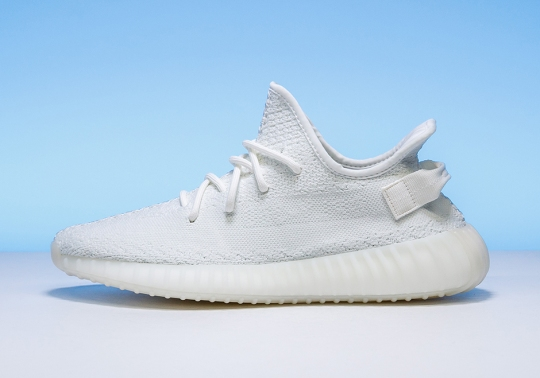 "You Can Buy The adidas Yeezy Boost 350 V2 ""Cream White"" Right Now"