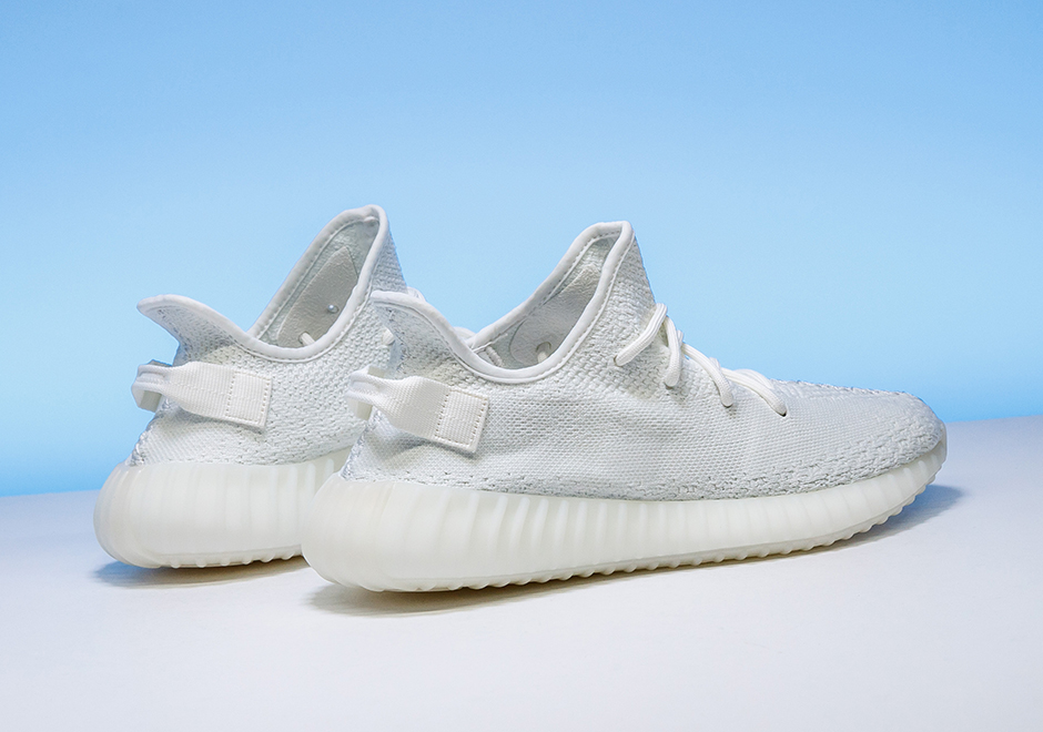 "... adidas Yeezy Boost 350 V2 ""Cream White"" Release Date April 29th e6ab422233"