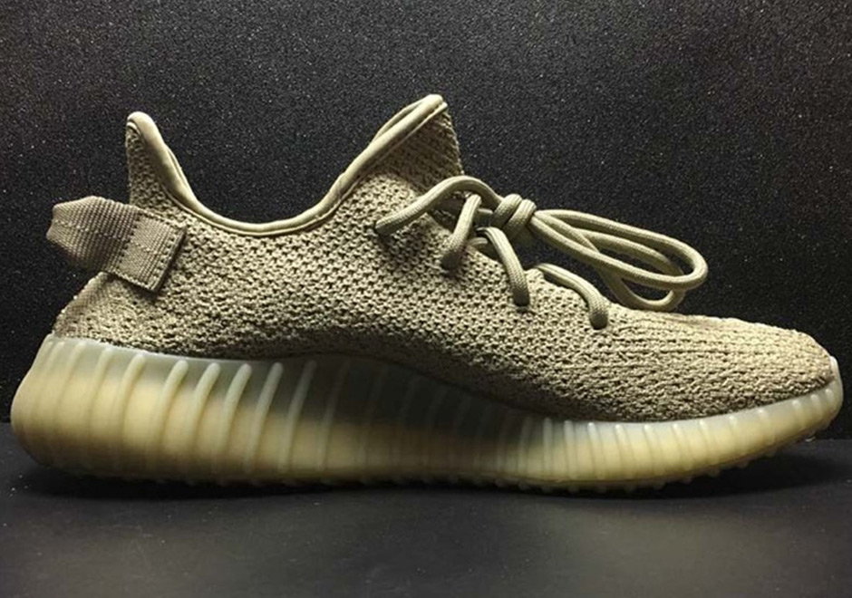 purchase cheap fabfc 162cf adidas Yeezy Boost 350 v2 Dark Green | SneakerNews.com