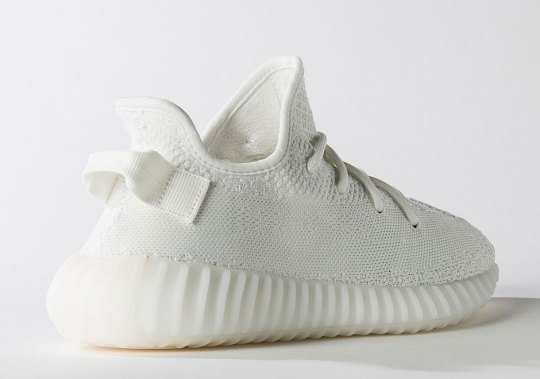 "Where To Buy The adidas Yeezy Boost 350 V2 ""Cream White"""