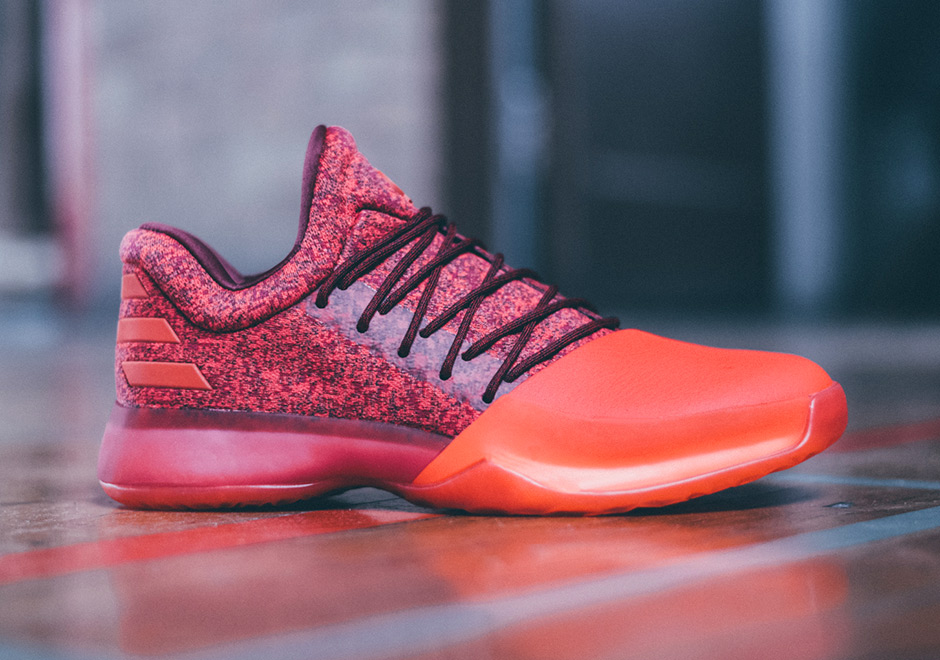 90a760dd731c adidas Harden Vol. 1 Red Glare B39501