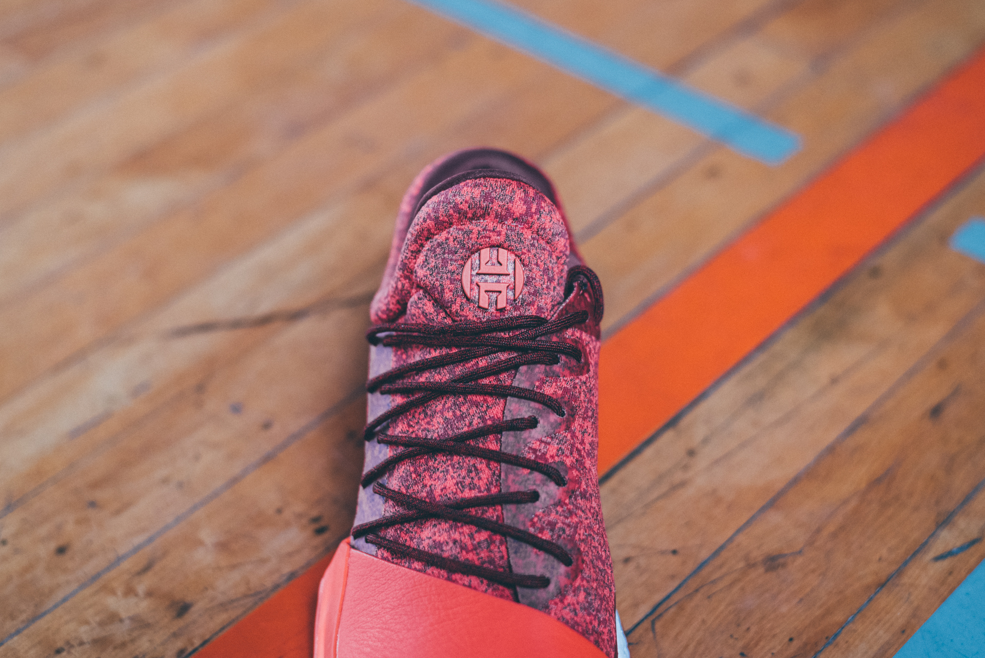 Adidas De Baloncesto Volumen Endurecen 1 A8L47