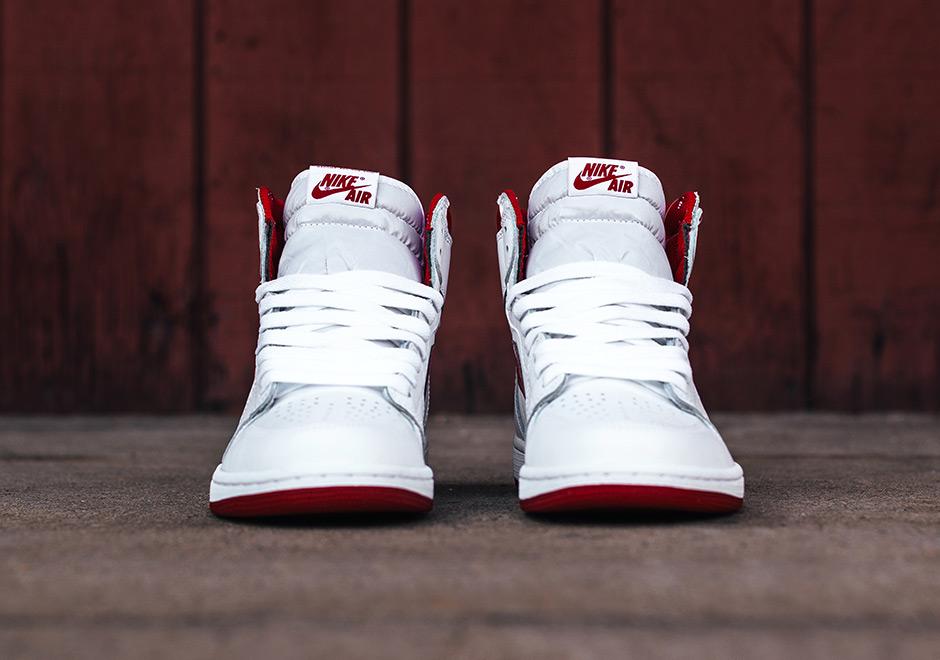 "79befe716750 Air Jordan 1 High OG ""Metallic Red"" Global Release Date  May 6"