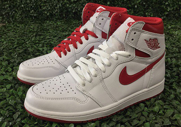 "The Air Jordan 1 ""Metallic Red"" is releasing sooner than you think e9ca4c141d"